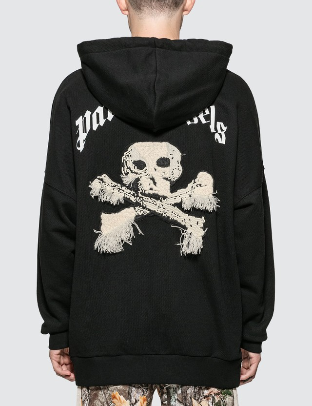 Palm Angels Skull Hoodie