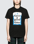 Have A Good Time Ice Frame Short Sleeve T-shirt Picture