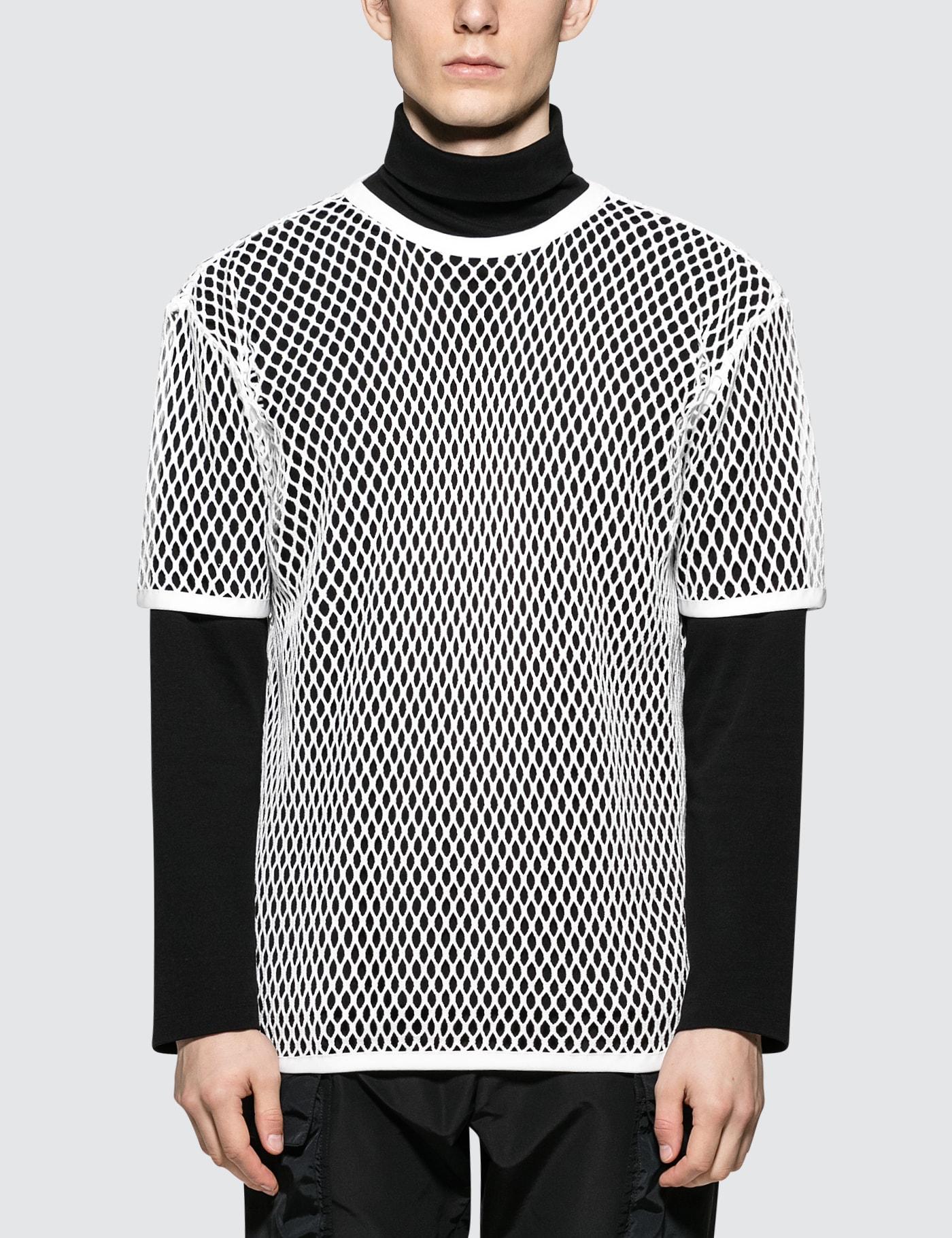 Mesh S/S T-Shirt