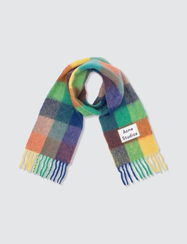 Acne Studios Vally Scarf