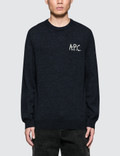 A.P.C. Logo Sweatshirt Picture