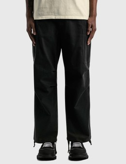 Reese Cooper Brushed Cotton Canvas Cargo Pants