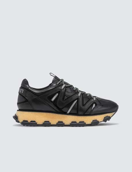 fe64935fd01ae Lanvin · Black Lightning Sneaker
