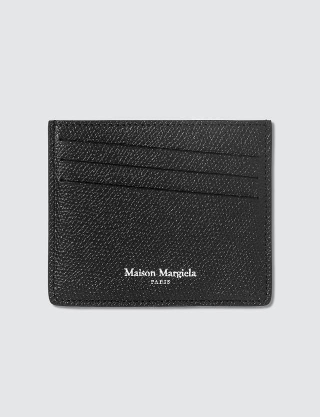 Maison Margiela Grain Leather Card Holder