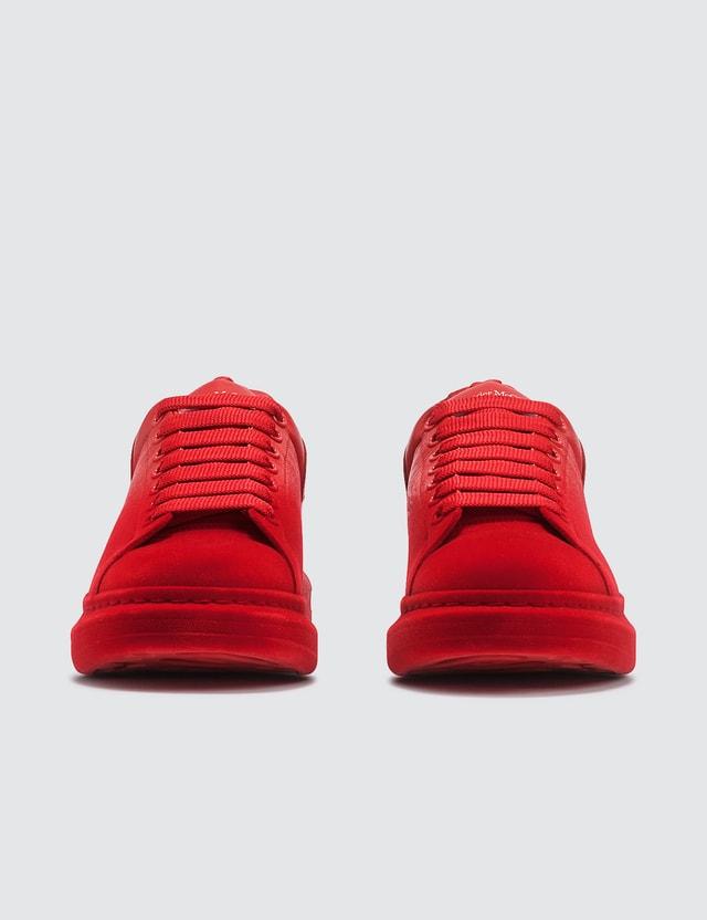 Alexander McQueen Velvet Spray Classic Sneakers