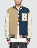 Human Made HM7 Crazy Varsity Jacket Picutre