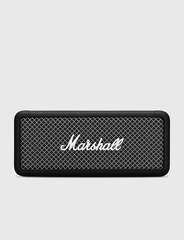Marshall Marshall Emberton BT Black Black Unisex