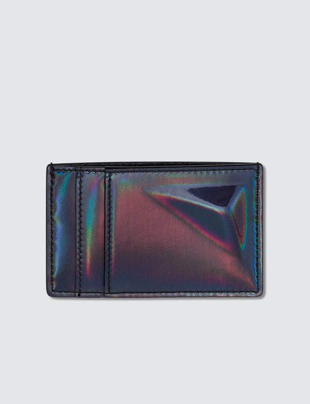 Alexander McQueen Holographic Card Holder