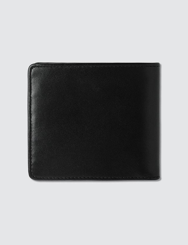 Maison Kitsune Tricolor Fox Wallet