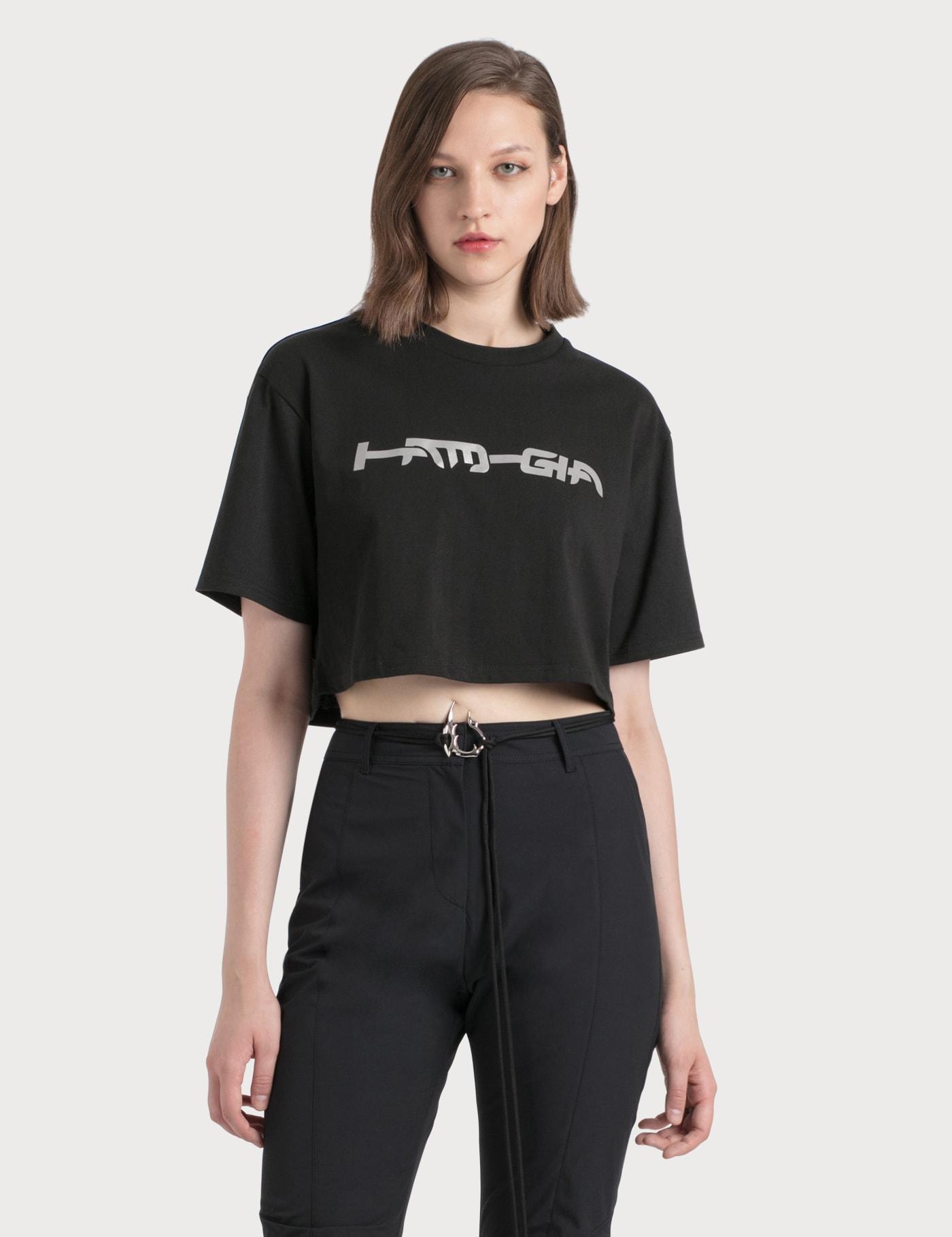 I.AM.GIA Vesta Cropped T-Shirt