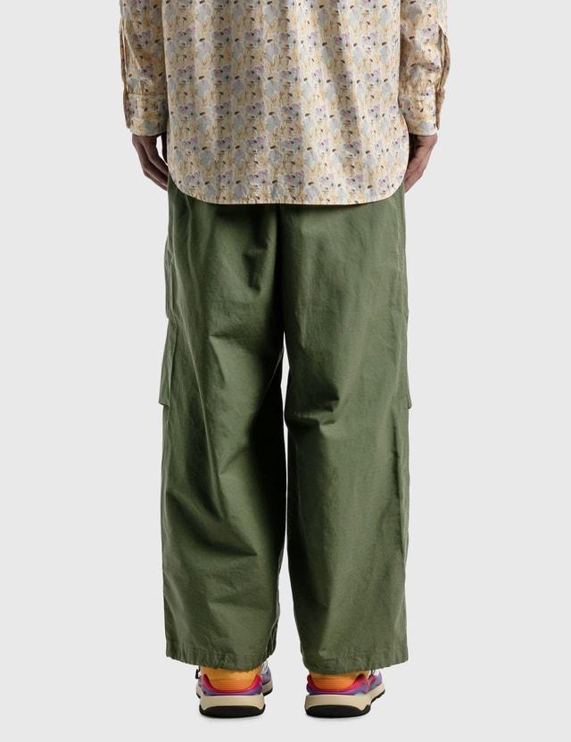 Engineered Garments Over Pants Olive Men