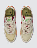 Nike Nike x Clot Air Max 1 Kiss of Death Beige/orange Archives