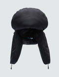 Prada Padded Nylon Gabardine Hat Picture