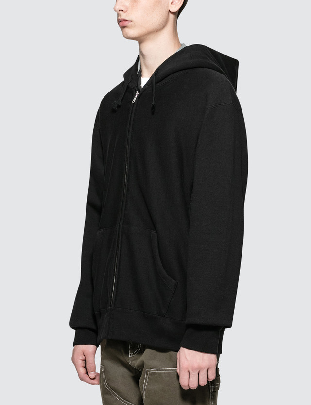 Wacko Maria Heavy Weight Full Zip Hooded Sweat Shirt ( Type-2 )