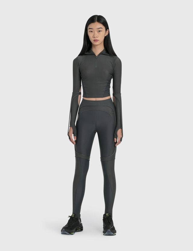 Hyein Seo Sport Pants Grey Women