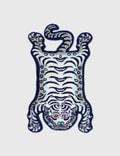 RAW EMOTIONS Medium Tibetan Tiger Rug Picture