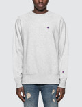 Champion Reverse Weave Small Logo Sweatshirt Picutre