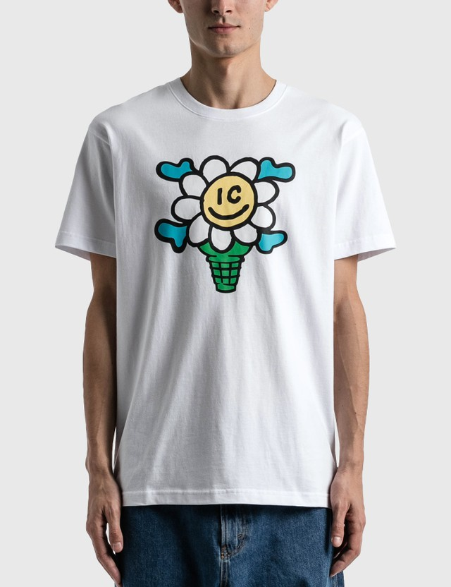 Icecream Dotty T-shirt White Men