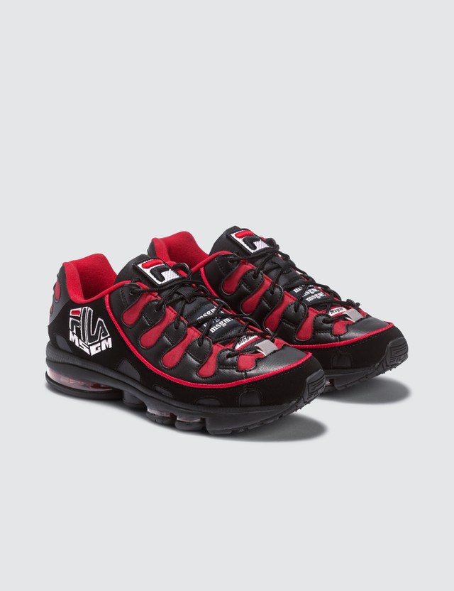 MSGM Fila x MSGM Sneakers Red Men