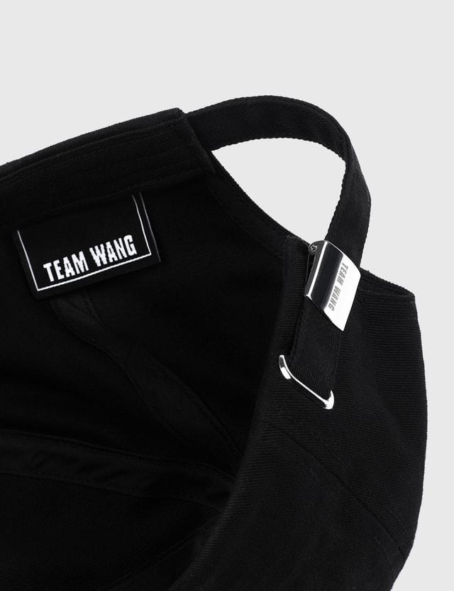 Team Wang Logo Cap