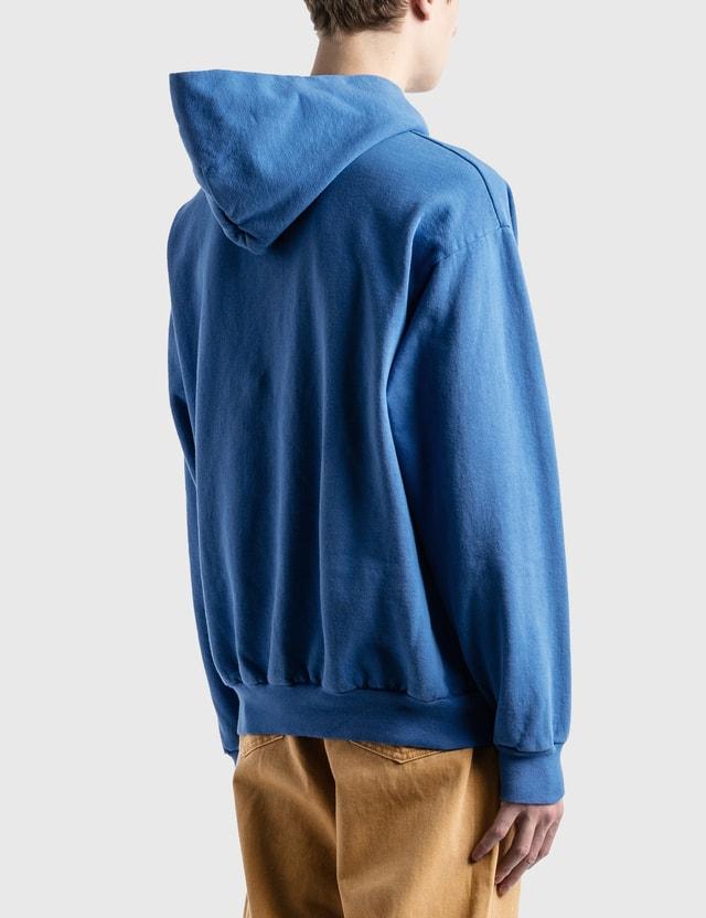 Powers Powers Logo Hoodie Blue Men