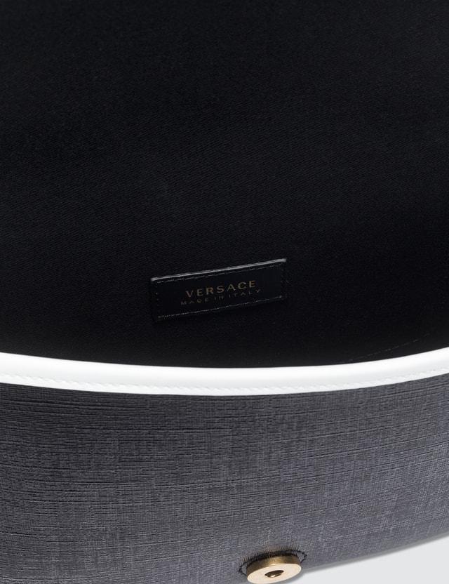 Versace 90s Vintage Logo Cross Body Bag