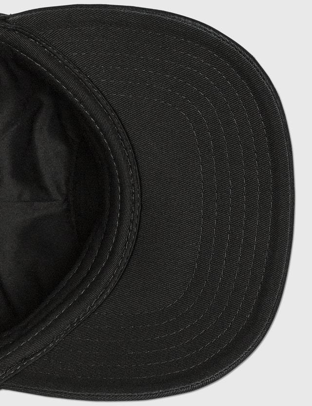 Heron Preston Heron Preston x Caterpillar Patch Hat Black Yellow Men
