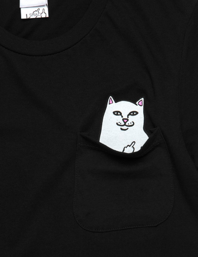 RIPNDIP Lord Nermal T-Shirt Black Women