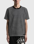 Mastermind Japan Striped T-shirt 사진