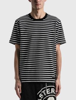 Mastermind Japan Striped T-shirt