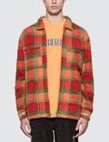 Pleasures Sherbert Zip Overshirt Picture