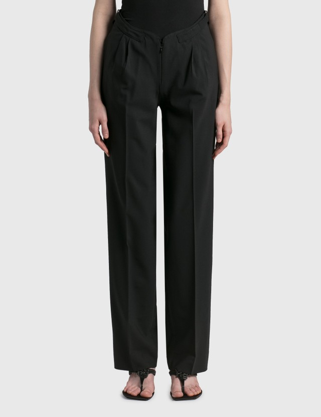 Coperni Heartband Trouser Black Women