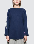 Champion Japan Raglan Sleeve Long Sleeve T-Shirt Picture