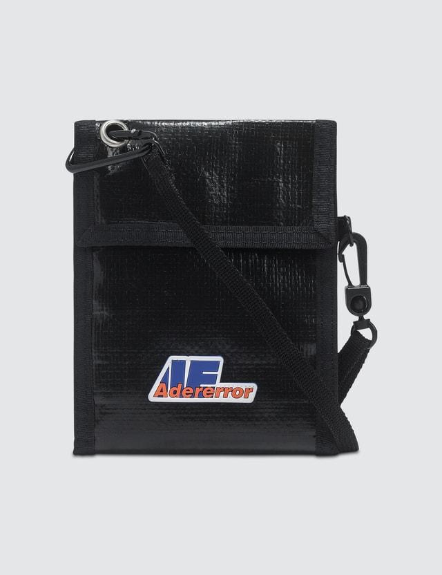 Ader Error Truck Logo Wallet With Strap