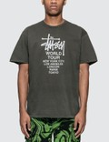 Stussy Tour T-shirt Picutre