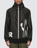 Moncler Lightweight Graphic Printed Jacket Picture