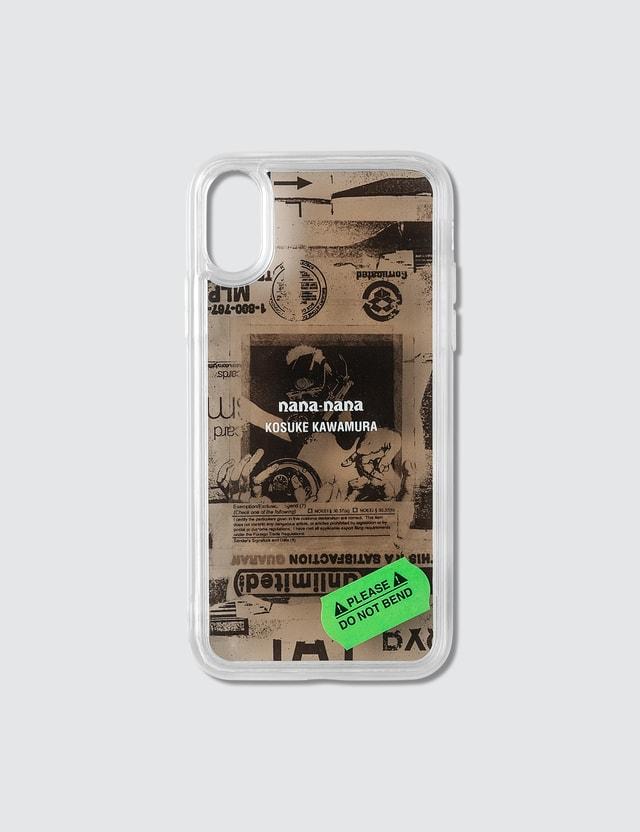 Nana-nana Kosuke Kawamura iPhone X/Xs Case