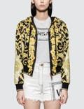 Versace Reversible Medusa Barroco Zip Jacket Picture