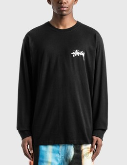 Stussy Peace & Love Long Sleeve T-Shirt