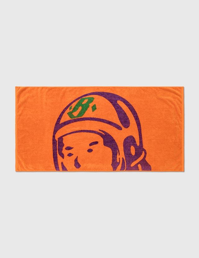 Billionaire Boys Club BB Classic Towel Flame Orange Unisex