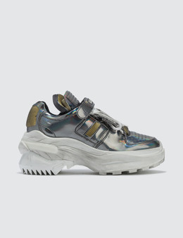 Maison Margiela Retro Fit Low Top Chunky Sneakers Picture