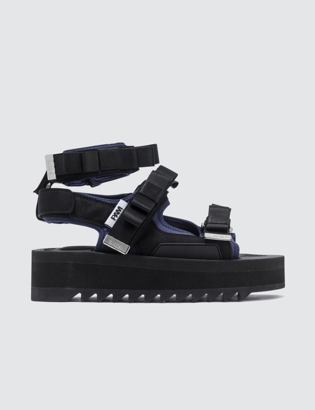 Suicoke P.A.M. X Suicoke Walk To Me Sandals