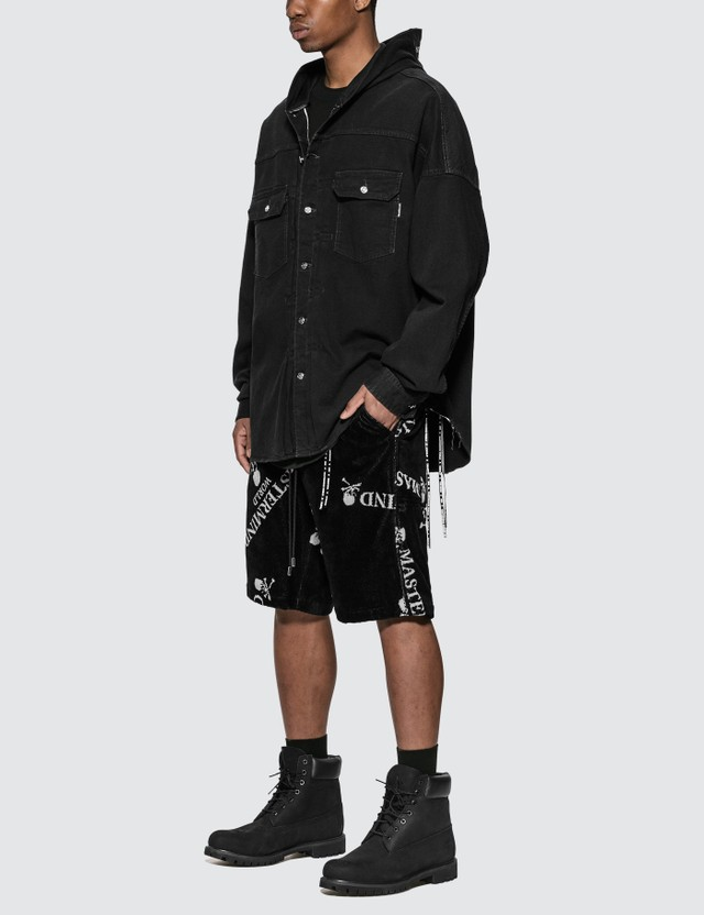 Mastermind World Skull Logo Overshirt