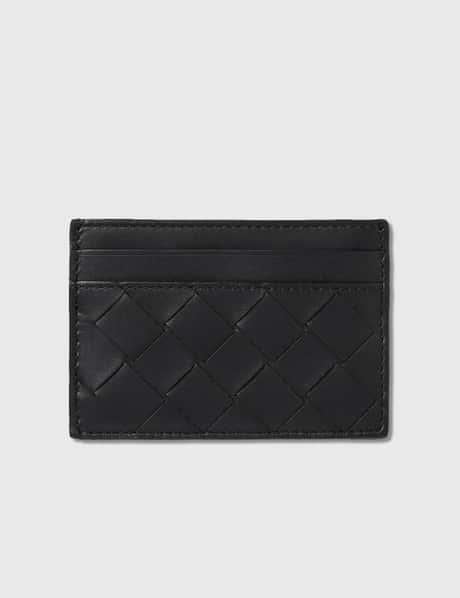 보테가 베네타 Bottega Veneta Intrecciato Leather Cardholder