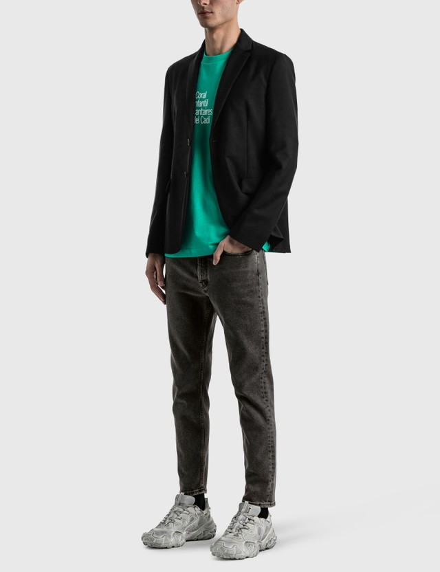 Acne Studios Antibes Blazer Black Men