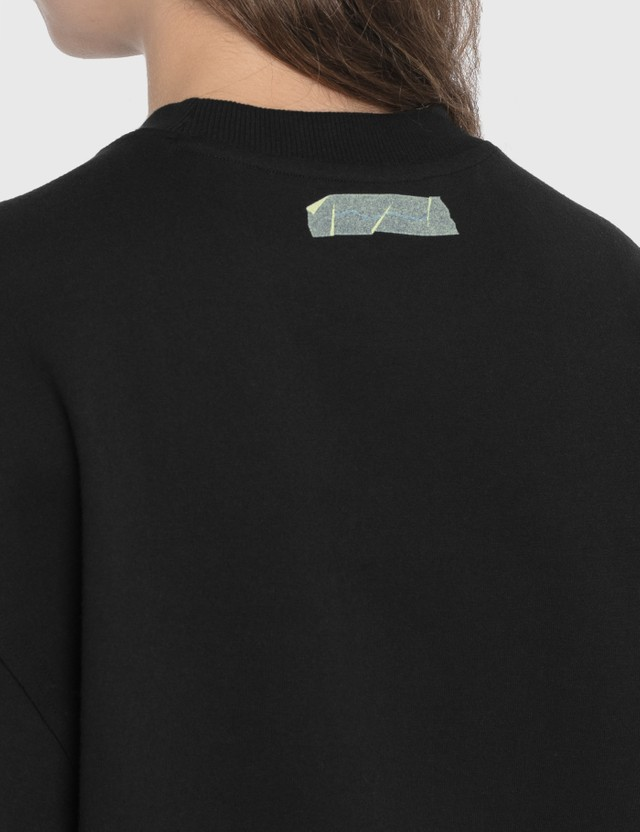 Ader Error Tape Logo Sweatshirt