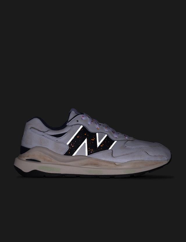 New Balance 57/40 White Men