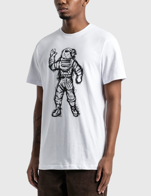 Billionaire Boys Club Static T-Shirt Whtie Men