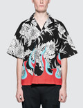 Prada S/S Hawaiian Shirt Picture