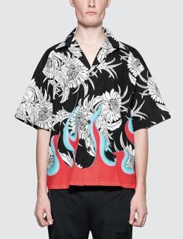 Prada S/S Hawaiian Shirt